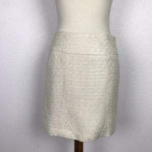 Banana Republic Factory Mini Tweed Skirt SK218